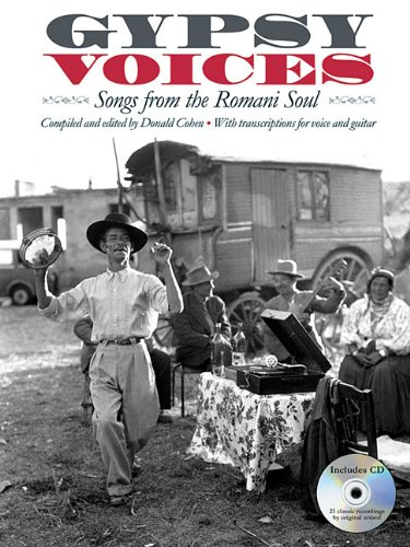 9781849381659: Gypsy Voices - Songs from the Romani Soul