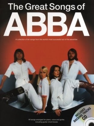 9781849382120: The Great Songs of Abba
