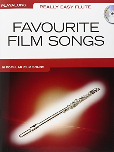 9781849382229: Really Easy Flute: Favourite Film Songs