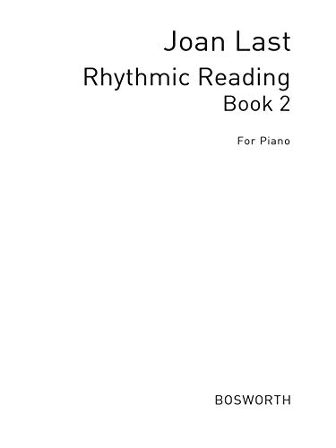 9781849382335: Joan Last: Rhythmic Reading (Sight Reading Pieces) Book 2 Grade 2