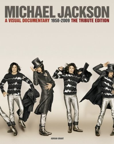 9781849382618: Michael Jackson: A Visual Documentary The Official Tribute Edition