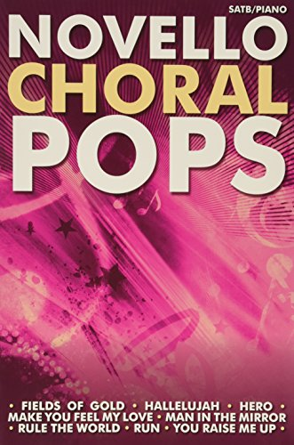 9781849382656: Novello Choral Pops Collection (Satb/Piano)