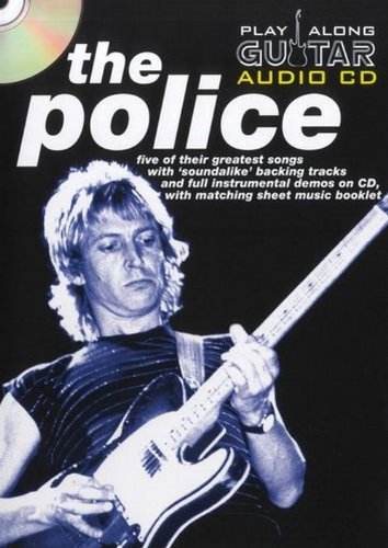 Play Along Guitar Audio CD: The Police
