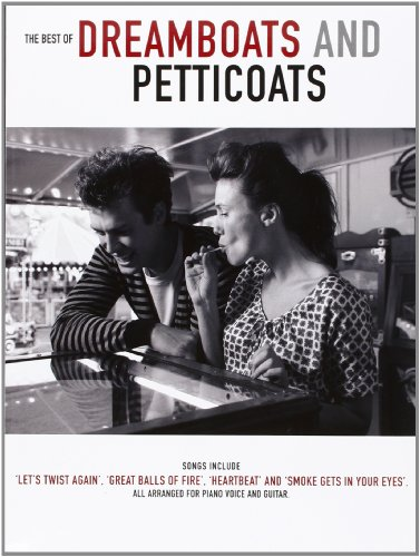 9781849383042: Best of Dreamboats and Petticoats