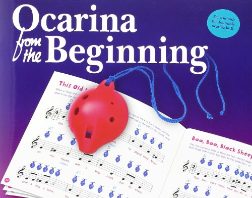 9781849383066: Ocarina From The Beginning - CD Edition