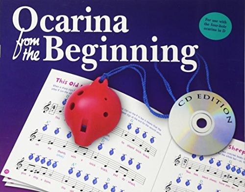 9781849383073: Ocarina From The Beginning - CD Edition