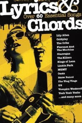 9781849383257: Lyrics & Chords: Over 60 Essential Songs