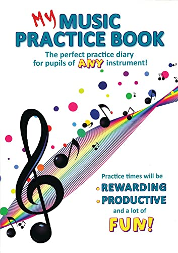 9781849383431: My Music Practice Book