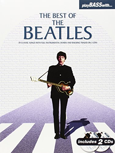 9781849383585: Play Bass With. The Best Of The Beatles