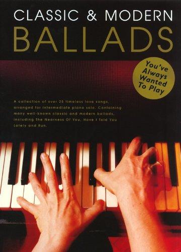 Classic & Modern Ballads: Various