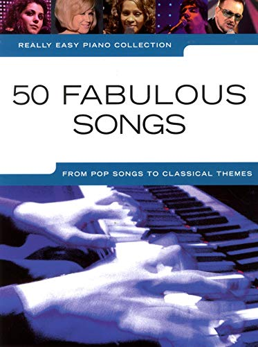 9781849383851: Really Easy Piano 50 Fabulous Songs