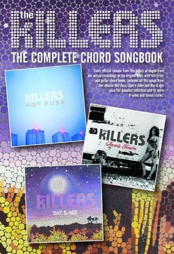 9781849383981: The Killers: The Complete Chord Songbook