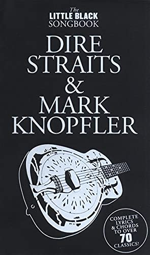 9781849384124: Dire Straits & Mark Knopfler - Little Black Songbook (The Little Black Songbook)