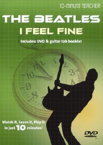 10-Minute Teacher: The Beatles - I Feel Fine [Reino Unido] [DVD]: Beatles