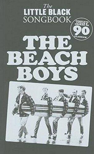 9781849384353: The Beach Boys - The Little Black Songbook