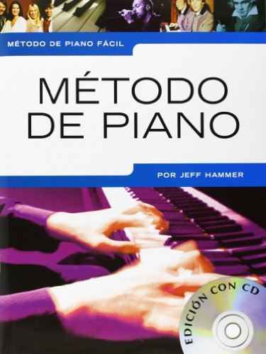 9781849384490: Jeff Hammer: Metodo De Piano Facil