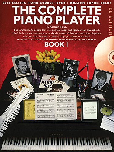 9781849384674: The Complete Piano Player: Book 1
