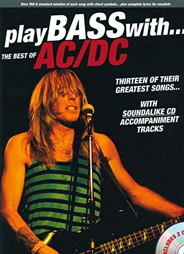 9781849385169: Play Bass With The Best Of Ac/Dc (Book & 2 Cds)