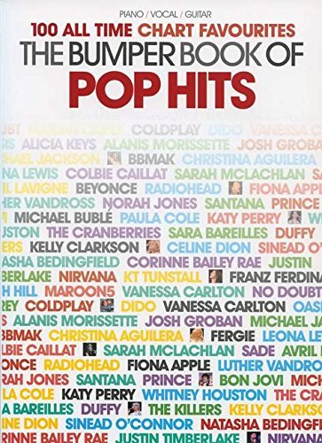 9781849385299: The Bumper Book of Pop Hits - 100 All Time Chart Favourites