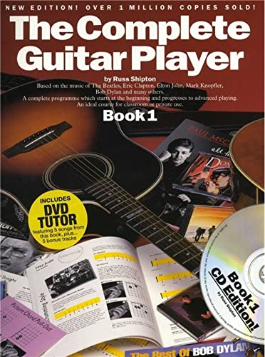 9781849385350: The New Complete Guitar Player 1
