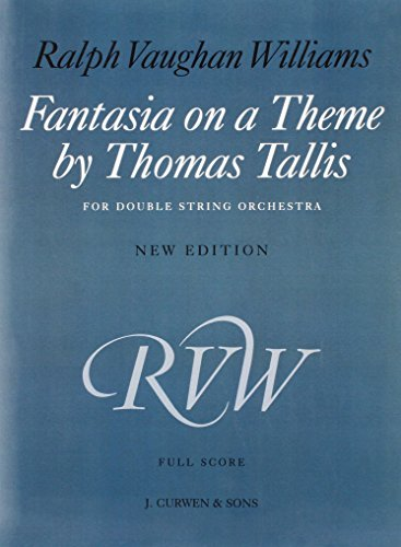 9781849385428: Fantasia on a Theme By Thomas Tallis