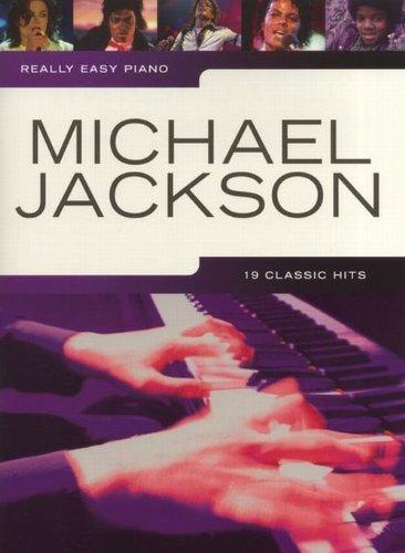 9781849385527: Really Easy Piano Jackson Michael