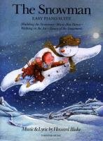 9781849385633: THE SNOWMAN EASY PIANO SUITE