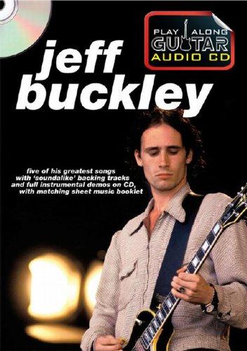 9781849385794: Playalong Guitar Jeff Buckley Cd/Booklet