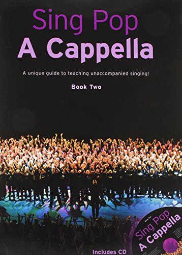 9781849386210: Sing Pop a Cappella (Book & CD)