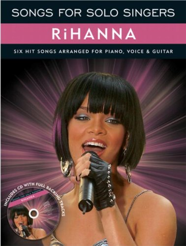 9781849386319: Songs For Solo Singers: Rihanna