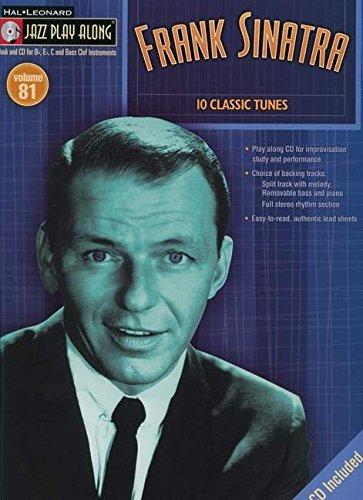 9781849386449: Jazz Play-along: v. 81: Frank Sinatra