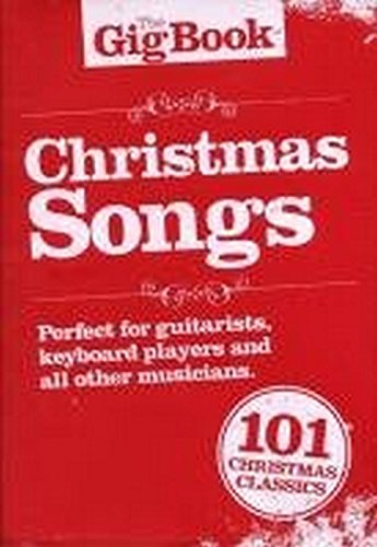 9781849386708: The Gig Songbook: Christmas Songs