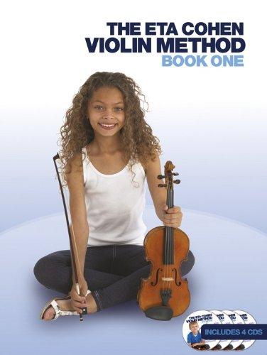 9781849387743: The ETA Cohen Violin Method 2012: Book 1