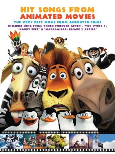 Hit Songs from Animated Movies: Wise Publications