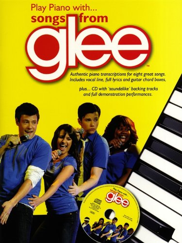 9781849388528: Play Piano With. Songs From Glee