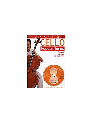 9781849388559: Playalong Cello: Popular Tunes