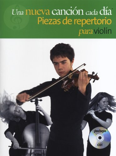 9781849388634: A New Tune a Day: Performance Pieces - Violin - Book/CD (Spanish Edition)