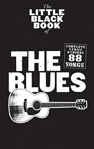 9781849388641: Little Black Songbook of the Blues: Lyrics/Chord Symbols