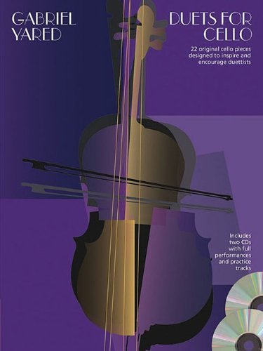 9781849389235: Duets for Cello: With CDs of Performance and Practice Tracks Book/2-CDs