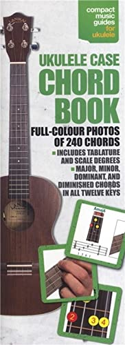 9781849389310: Ukulele Case Chord Book - Full Colour