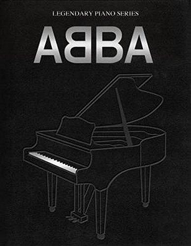 9781849389600: ABBA - Legendary Piano Series: Hardcover Boxed Set