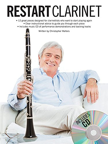 9781849389730: Restart Clarinet