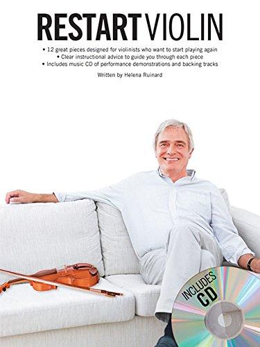 9781849389747: Restart Violin