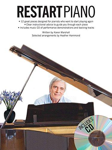 9781849389761: Restart Piano