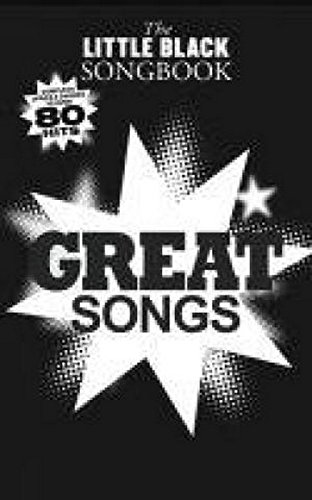 9781849389976: The Little Black Songbook: Great Songs