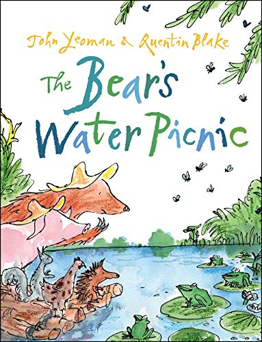 9781849390040: The Bear's Water Picnic