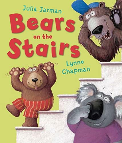 Bears on the Stairs: Jarman, Julia