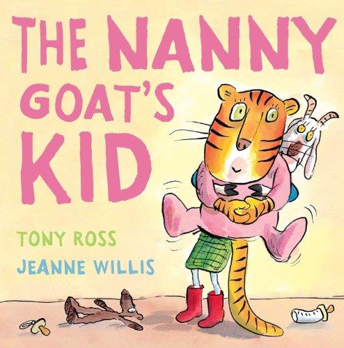 9781849390361: The Nanny Goat's Kid