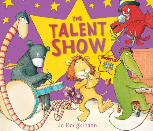 The Talent Show: Hodgkinson, Jo