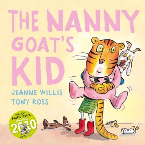 9781849390781: The Nanny Goat's Kid